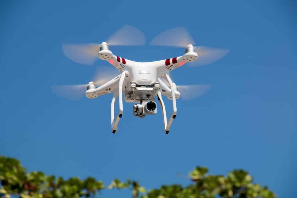 Versicherungsmakler Ebert Symbolbild Drohnenversicherung